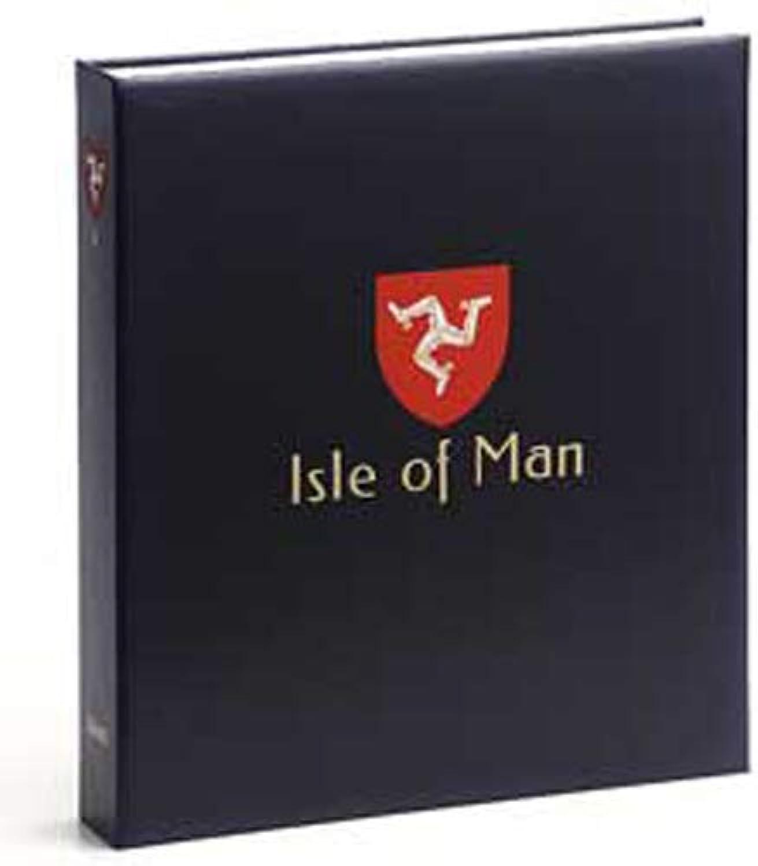 hasta un 50% de descuento DAVO 4933 4933 4933 Luxe stamp album Isle of Man III 2010-2014  promociones de descuento