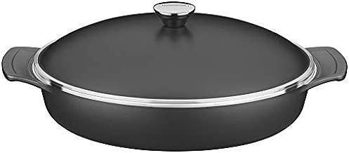 Tramontina 20951/032 Frying Pan 32 cm-4,30 l, Aluminium, 4.3 liters