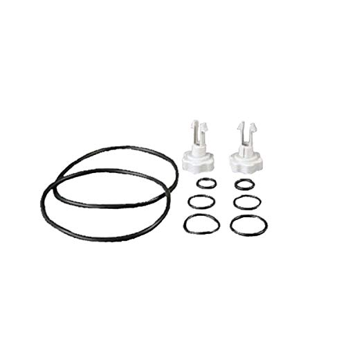 Intex 25003 1,500 GPH and Below Filter Pump Replacement Seals 10 Piece Pack