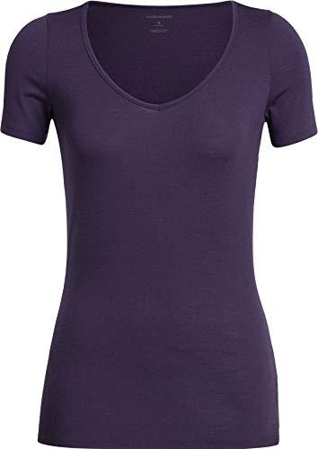 Icebreaker 150 Siren Sweetheart T-shirt fonctionnel à manches courtes pour femme