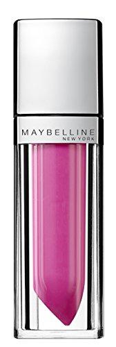 Maybelline New York Make-Up Lipgloss Color Sensational Elixir Hibiscus Haven / Kräftiges Pink für farbintensive und gepflegte Lippen, 1 x 5 ml