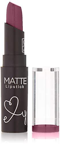 Kiss Ruby Kisses Matte Lipstick Plum Wine (3ml)