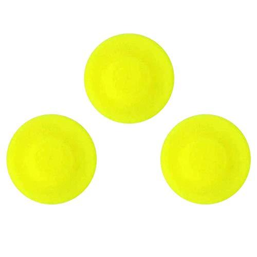 Colmanda Mini Disco Juego, 3 Piezas Mini Frisbee Silicona Mano Creativa Empuje UFO Frisbee, Discos Voladores Deportes al Aire Libre Juego de Silicona para Niños Adultos