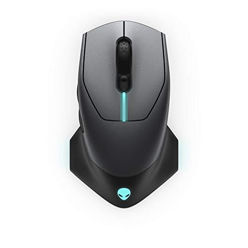 Alienware Wired/Wireless Gaming Mouse AW610M: 16000 DPI...