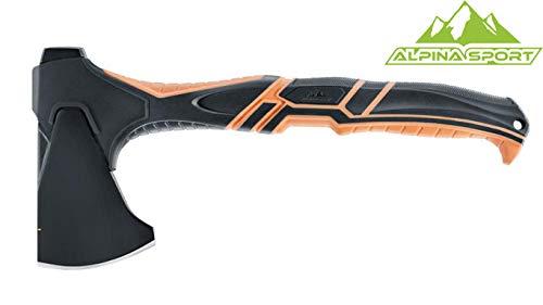 Alpina Sport Axe Axt, Schwarz, One Size