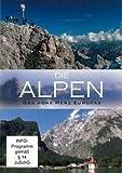 Die Alpen: Das hohe Herz Europas 2 DVDs