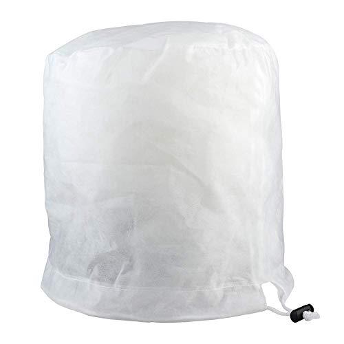 SUREH 100 x 100 x 100 cm Pflanzen-Abdeckungen Frostschutz Winter-Pflanzenschutz-Abdeckungen Warme Frostdecke Vliesgewächshaus-Taschen