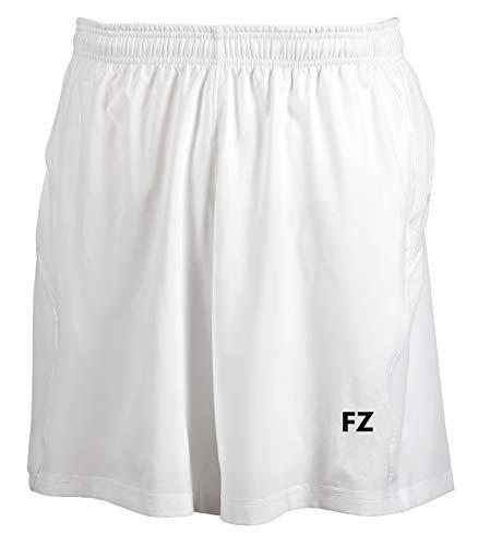 ZF FZ Forza AJAX - Pantalón Corto Deportivo para Hombre, Color Blanco, Color Blanco, tamaño 164
