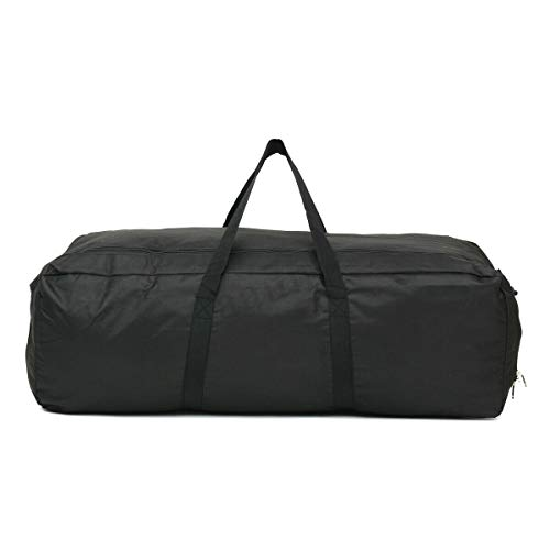 150L 100L 55L Gym Bag Outdoor Men's Black grote capaciteit duffle Gym Weekend weekendtas waterdichte Sport Bags,55l