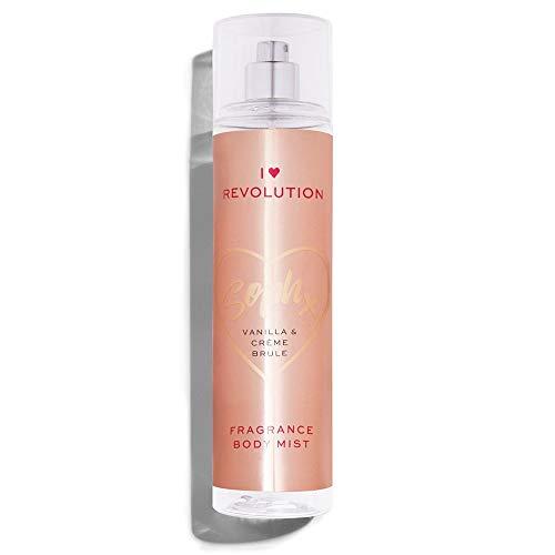 I Heart Revolution - Spray Corporal Body Mist Sophx Vanilla & Crème Brule