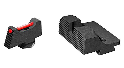 Vogel Dynamics Robert World Champion Sights Compatible with All Glock Pistols:17,19,22,23,24,25,26,27,28,31,32,33,34,35,USPSA,IDPA,IPSC, 3-Gun, 3 Gun
