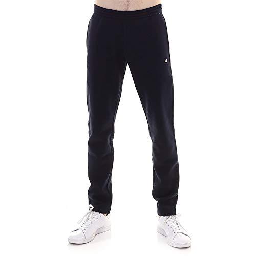 Champion Slim Fit lange broek 213576. Navy maat S