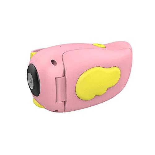 Timagebreze Videocamera Digitale per Bambini Videocamera per Bambini Videocamera 15M Autofocus Autoscatto Videoregistratore Filtri Integrati Adesivo