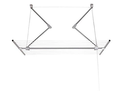 Sauvic - Tendedero techo aluminio