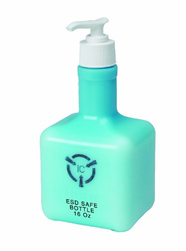Case of 10-16oz. I.C. Hand Lotion, Greaseless, with no contaminates Such as Silicone, Lanolin, Glycerin or Mineral Oil. Absorbs Immediately into The Skin. Glove & CHG Compatible, ESD Safe, NSF E4