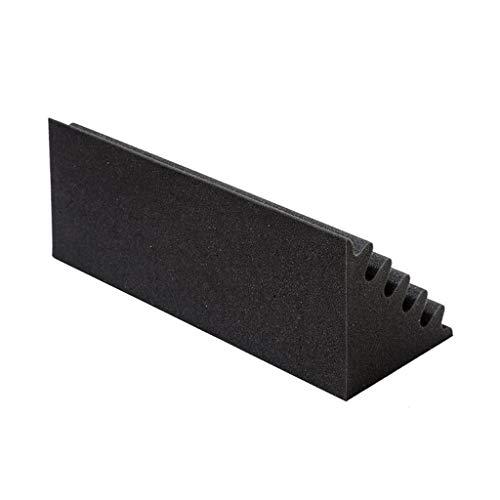 Baby kamer Paars/Zwart Geluidsabsorberende katoen, Corner Bass Trap Sound Absorbing Acoustic Foam Tegels Bar KTV plafond akoestische panelen Geschikt voor deurpanelen