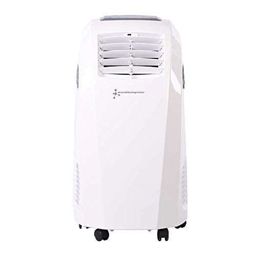 KYR-25CO/AG Portable Air Conditioner 3 in 1 Wi-Fi Enabled Air Conditioning, Air Cooler, Dehumidifier, with Fan Function. 9000BTU, Remote Control, LED Display, 3 Fan Speeds & 24 Hour Programmable Timer
