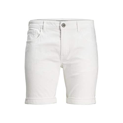 Bermuda JACK&JONES Hombre XL Blanco 12172088 PKTAKM REG Shorts W200