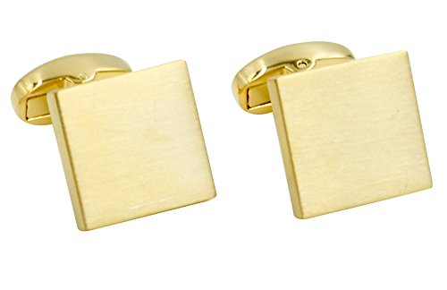 Gemelos de oro | Premium Gemelos | Gemelos incluye caja | regalo para hombres cuffelinks
