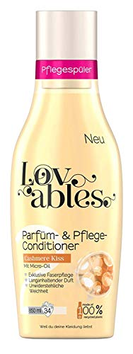 Lovables by Perwoll Parfüm- & Pflege-Conditioner Pflegespüler