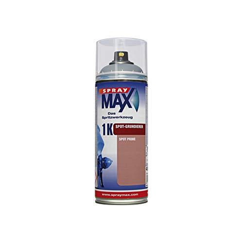 Kwasny SprayMax 1K Spot-Grundierer Grundierung Primer Isolierung Korrosionsschutz grau leicht transparent 400 ml