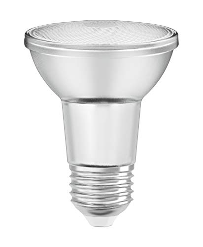 Osram LED SuperStar PAR20 Reflektorlampe, mit E27-Sockel, dimmbar, Ersetzt 50 Watt, 36° Ausstrahlungswinkel, Warmweiß - 2700 Kelvin, 1er-Pack