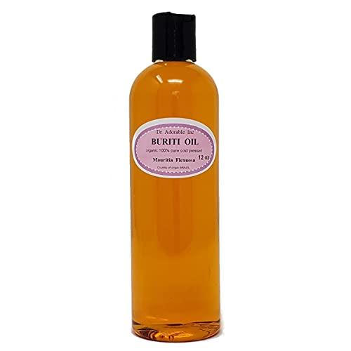 Pure Buriti/fruit Exotic Oil Cold Organic Passionfruit 12oz
