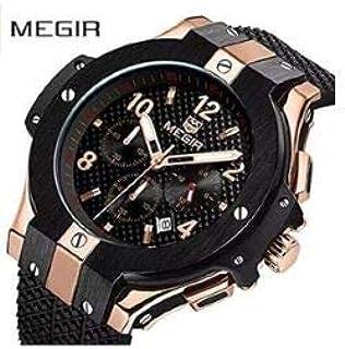 クロノグラフ ウォッチ 時計 海外並行輸入品 ブランド クリエイティブ スポーツ ミリタリー クォーツ 腕時計 HUBLOT ウブロ