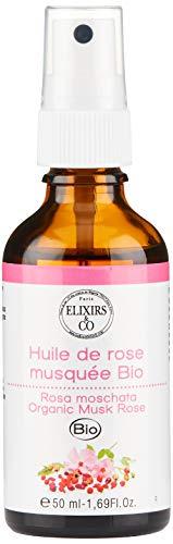Huiles Végétales BIO - De Rose Musquée du Chili - 50 ml
