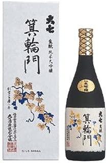 大七酒造(株) 大七 箕輪門 純米大吟醸 720ml/福島 e500