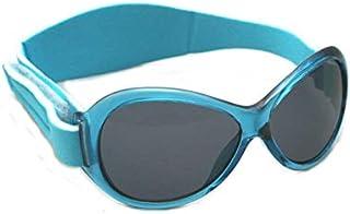 99b089ee9e RETRO BABY BANZ Gafas de sol para Niños de 2 a 5 años. (Aqua
