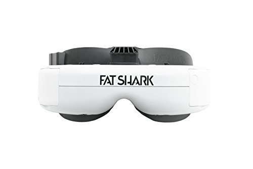Great Deal! FatShark HDO Dominator HDO FSV1122 OLED Modular 3D FPV Goggles Headset Fat Shark