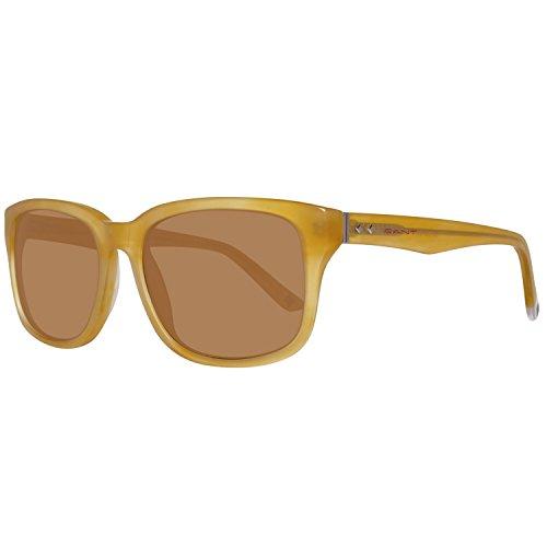 Gant Sonnenbrille GR2006 55L70 Gafas de Sol, Amarillo (Honey), 55 para Hombre