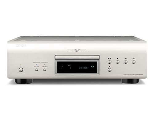 Denon DCD-2500NE HiFi CD player Argento