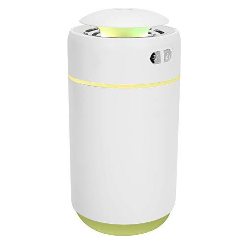 Rosvola Humidificador del Aire del Coche, Mini humidificador Conveniente cómodo, Dormitorio para la Mesa del hogar del Coche