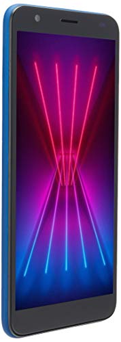 Hyundai Smartphone Eternity H65, 5.5″, 16 GB, Azul, Android 8.1 Oreo, Celular Desbloqueado