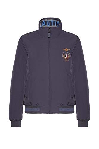Aeronautica Militare chaqueta acolchada dedicada al 313 192AB1771CT2514 azul