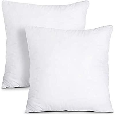 Utopia Bedding Throw Pillows Insert - Bed and Couch Pillows - Indoor Decorative Pillows