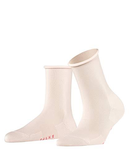 FALKE Damen Active Breeze W SO Socken, Blickdicht, Rosa (Rose-White 8246), 35-38