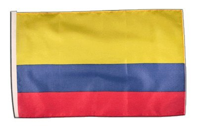 Fahne Flagge Kolumbien 30 x45 cm