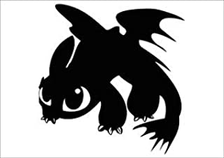 Best small dragon decals Reviews