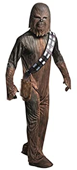 Rubie s Star Wars Adult Deluxe Chewbacca Costume Large