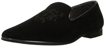 Giorgio Brutini Men s 17603 Slip-On Loafer,Black Velvet,12 M US