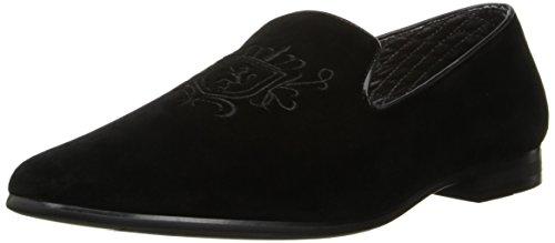 Giorgio Brutini Men's 17603 Slip-On Loafer,Black Velvet,8.5 M US
