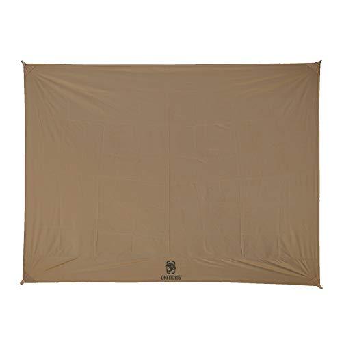 OneTigris Waterproof Tent Footprint, 6.9ft x 5.6ft