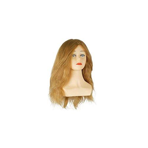 tete etude july avec epaule petit modele cheveux 30-35cm