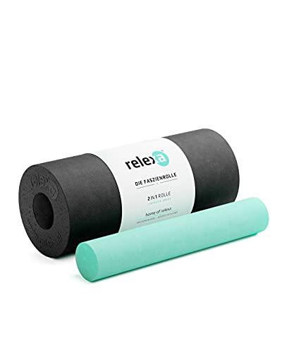 relexa relexa 2in1 2-teiliges Selbstmassagegerät mit Bild