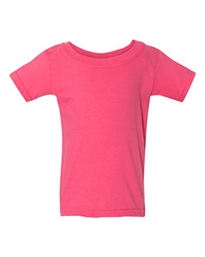 Gildan Toddler Softstyle 4.5 oz. T-Shirt 3T HELICONIA