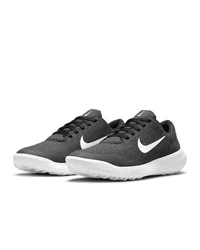 Nike Victory G Lite Golfschuhe für Herren, nachhaltige Materialien, Schwarz , 42.5 EU