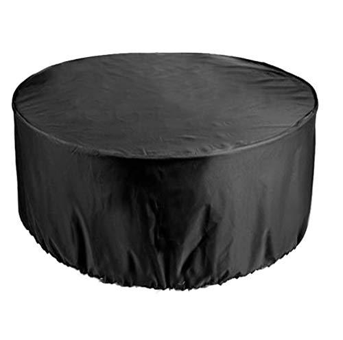 Multifuncional, Práctico, Resistente, Impermeable Cubierta Protectora de Muebles al exterior, Funda para los mesas/ sillas del jardín al aire libre